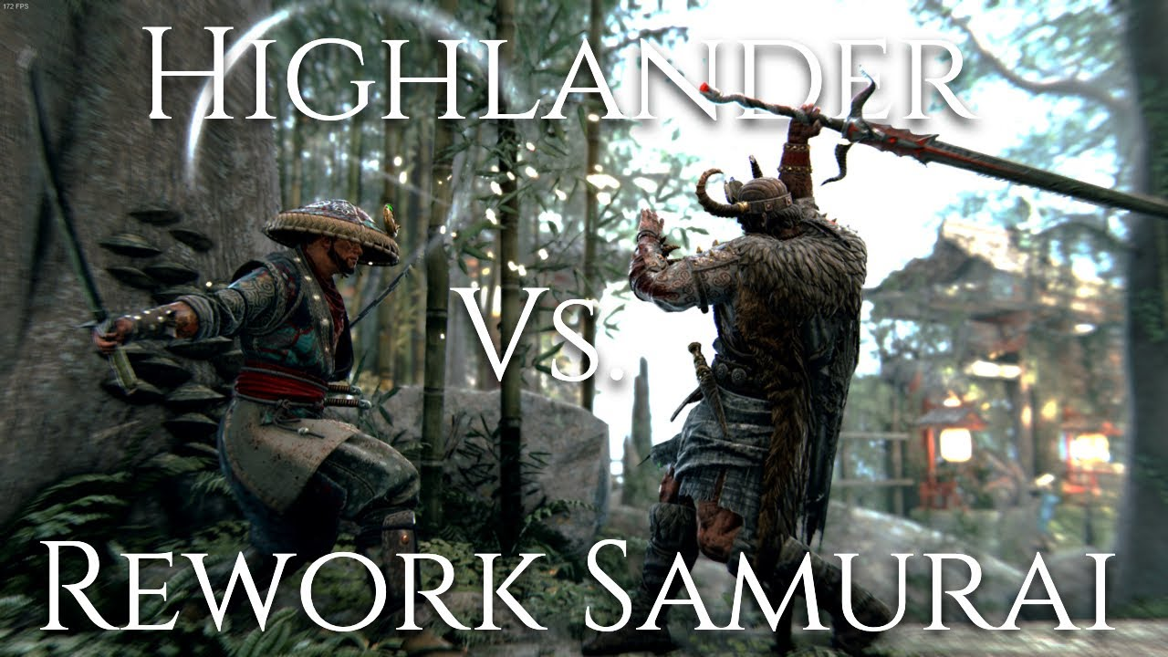 Taking on These Insane New Reworks w/ Highlander | New Season Duels [For Honor]
