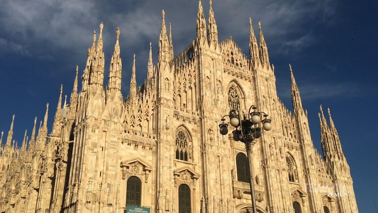 milano italija mapa Milano Italija   YouTube milano italija mapa