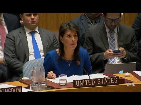 US, Allies Tell UN: Syria Strikes Legal, Justified