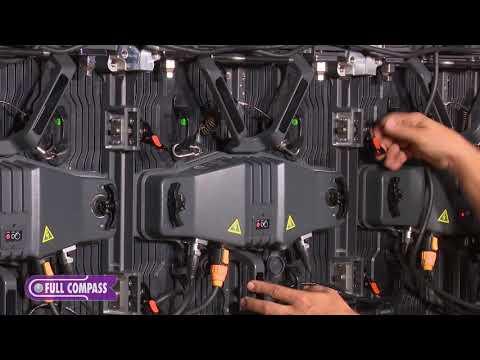 ADJ AV4IP High Resolution Flexible LED Video Panel Overview | Full Compass