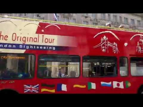 ABC London Tour Guides - Walking Along Oxford Street ( West