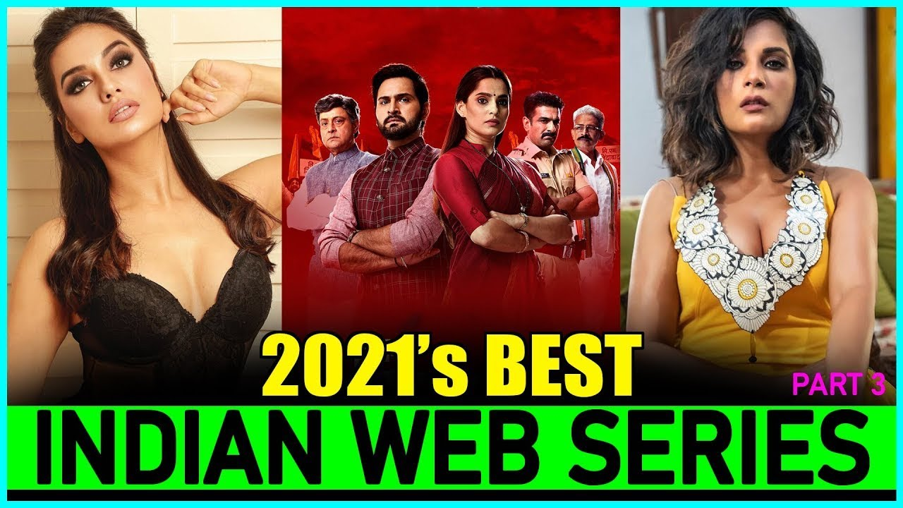 """Download Top 10 Best """"INDIAN WEB SERIES"""" of 2021 (New & Fresh) 