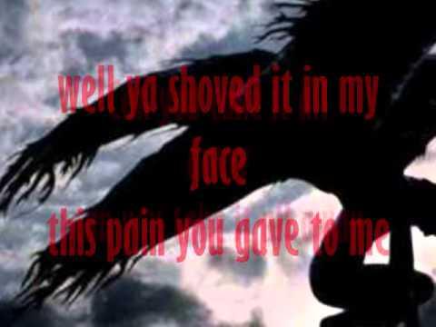 Puddle of Mudd - blurry, lyrics