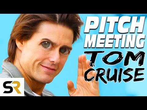 Tom Cruise Actor Pitch Meeting
