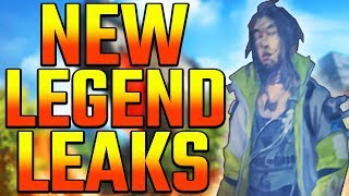 Apex Legends New Character Crypto Leaks (Coming Season 2?)