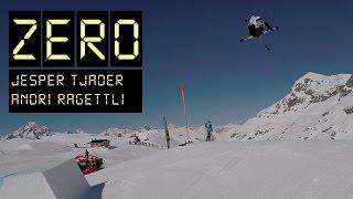 ZERO    Jesper Tjader vs Andri Ragettli