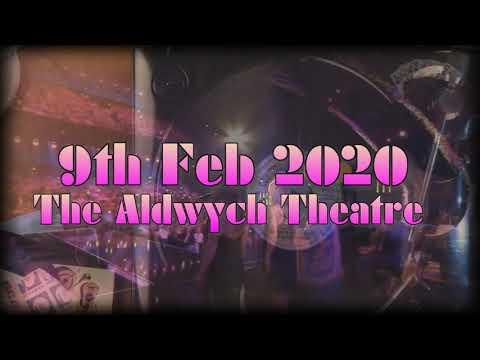 Melanie's Birthday Bash!  9th Feb 2020 The Aldwych Theatre