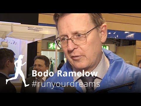Ministerpräsident Bodo Ramelow trifft unseren Robby