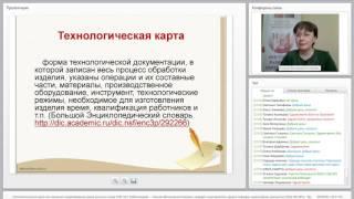 Технологическая карта для моделирования урока русского языка