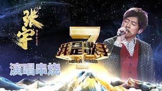 我是歌手-第二季-张宇Zhang Yu演唱串烧-【湖南卫视官方版1080P】20140409