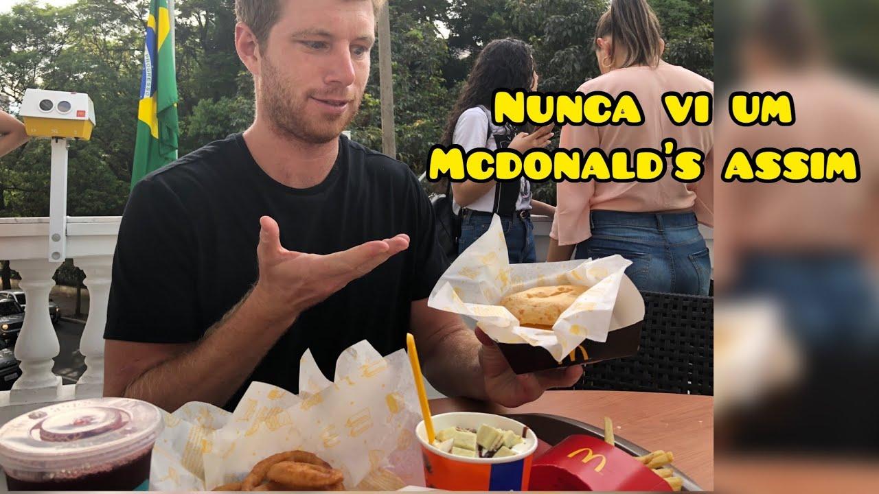 Download COISAS que SÓ EXISTEM no McDonald's no Brasil (Méqui 1000)