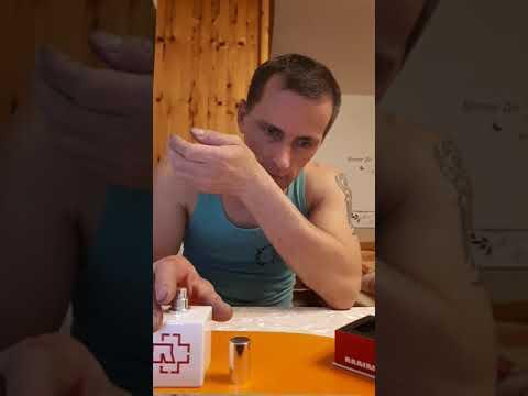 ЧЕСТНЫЙ ОБЗОР  ДУХОВ ..KOKAIN..от RAMMSTEIN