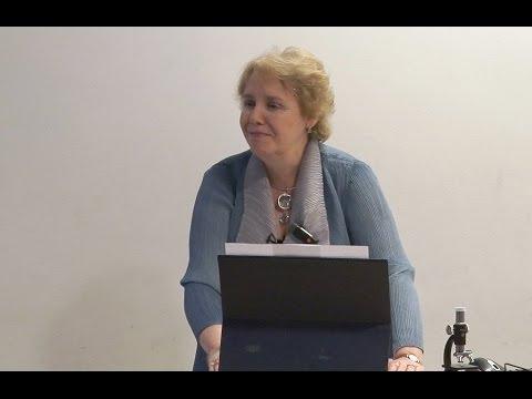 Inaugural Lecture 1 Professor Gill McGauley