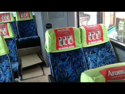 Review Interior Po.bandung Express