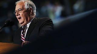 Banker and Former Congressman Barney Frank To Oversee Democratic Platform