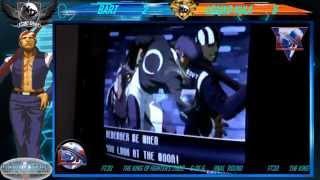Kula vs. Bart KOF 2002 GrandMaster Challenge CONCLUSION