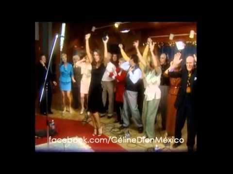 Celine Dion Feliz Navidad Music Video Hq Youtube