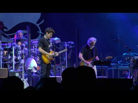 Dead & Co Fenway Park 6/17/17 Eyes Of The World