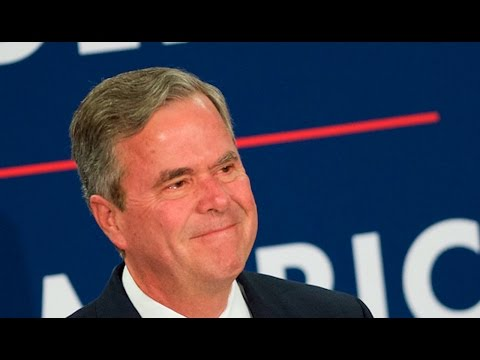 Jeb Bush Suspends Presidential Campaign
