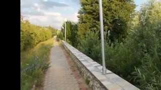 река Солотча  Рязань.