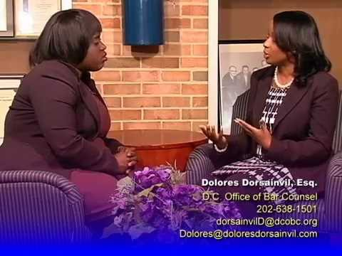 Chat With A Lawyer -  Dolores Dorsainvil - How to Report Unethical Lawyer