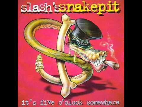 Slash's Snakepit – The Alien