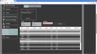 Sws ipad epos till software cloud reporting back office