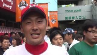 第80回 都市対抗野球 初戦後「日産自動車 石田選手」にインタビュー