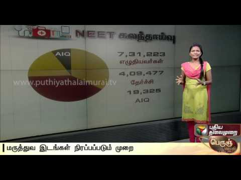 Medical admission through NEET explained