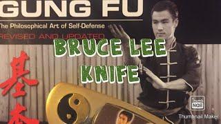 Bruce Lee Knife