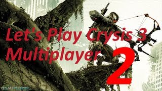 "Crysis 3 Multiplayer German Part 2 ""PS4 & Games"""