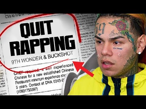 The ONLY Way 6IX9INE Will Serve No Time In Prison