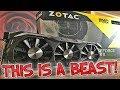 Zotac Geforce GTX 1080 AMP Extreme Edition - Best GTX 1080 ever!
