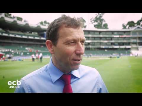 Michael Atherton recalls his gamesaving 185* in South Africa