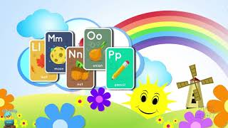 ABC Song | Alphabet Song | A to Z for Children | 2D Animation | Kids Kiddy - Videos for Kids