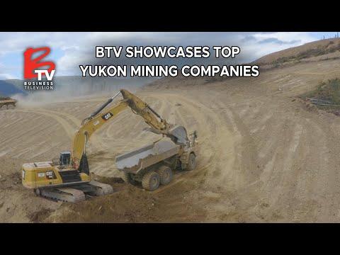 BTV Showcases Top Yukon Mining Companies
