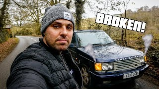 I BOUGHT A RANGE ROVER FOR £150 AND IT BROKE DOWN!