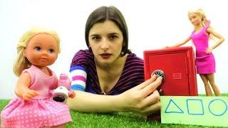 Видео для детей: БАРБИ (barbie) и Кен ищут ШТЕФФИ. #КУКЛЫ Видео с игрушками. Toy Club ищем #игрушки