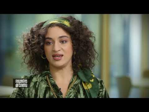 Camelia Jordana et son mentor Daniel Auteuil dans Le Brio - Interview Cinema CANAL+