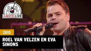 Shine A Little Light - VanVelzen, Eva Simons (De Vrienden van Amstel LIVE! 2015)
