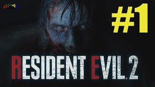 Resident Evil 2 |Walkthrough |Part 1 |Ps4 Pro