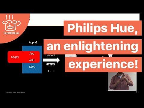 Philips Hue, an enlightening experience! - Jurian de Cocq van Delwijnen