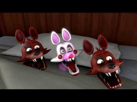 [SFM FNAF] Foxy's Family: The Best Babysitter Ever