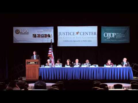 Plenary Session: The Federal Interagency Reentry Council: Reducing Barriers to Successful Reentry