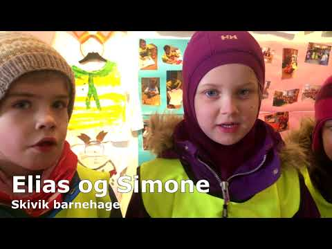 Barnehagedagen i Bodø