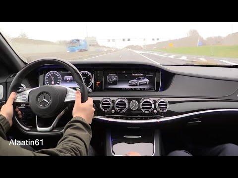 Mercedes-Benz S Class 2017 Test Drive