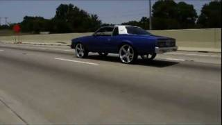 Ridin Thru Dallas TX In The Slabs SS Impala DONK caprice Box Cadillac Swangin