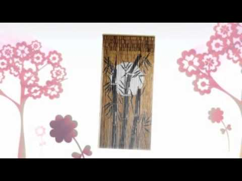 Live in Harmony with Nature. DecoratewithBamboo.com