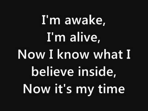 Skillet  Awake and A lyrics