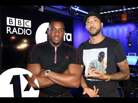 Bugzy Malone in Depth with DJ Target on BBC Radio 1Xtra